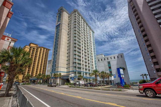2504 N Ocean Blvd #633, Myrtle Beach, SC 29577 (MLS #1811027) :: Sloan Realty Group