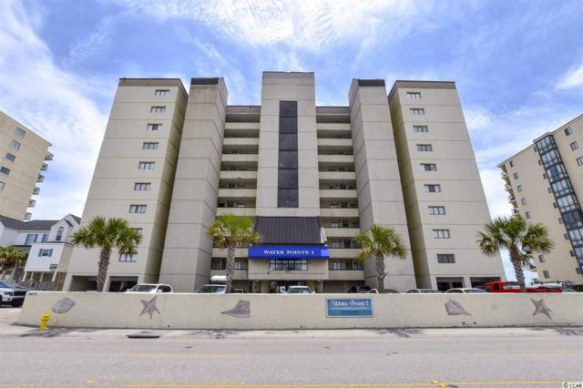 4619 S Ocean Blvd #804, North Myrtle Beach, SC 29582 (MLS #1811029) :: James W. Smith Real Estate Co.