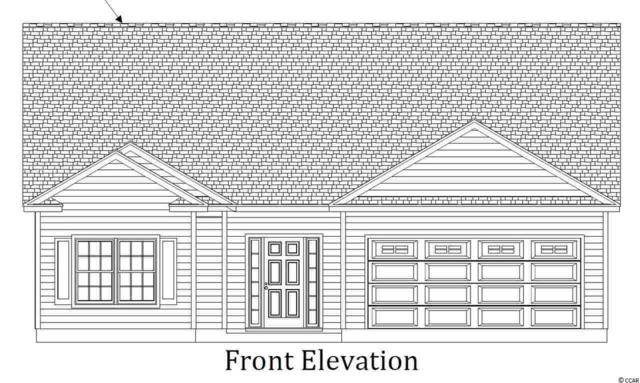 2704 Bluebell Lane, Conway, SC 29527 (MLS #1811036) :: The HOMES and VALOR TEAM