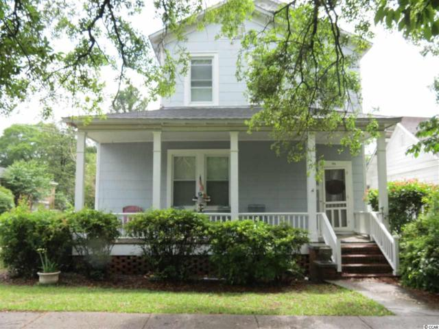519 Highmarket St., Georgetown, SC 29440 (MLS #1811039) :: The Litchfield Company