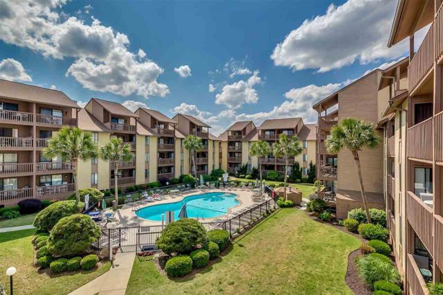 5507 N Ocean Blvd. #315, Myrtle Beach, SC 29577 (MLS #1811057) :: Silver Coast Realty