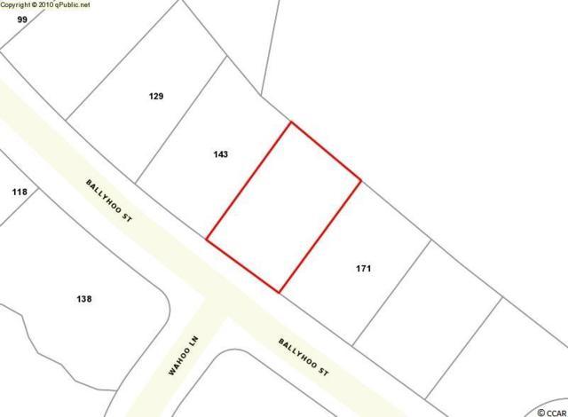 Lot 26 Ballyhoo St., Georgetown, SC 29440 (MLS #1811064) :: James W. Smith Real Estate Co.