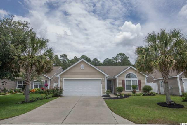 6032 Pantherwood Drive, Myrtle Beach, SC 29579 (MLS #1811103) :: Matt Harper Team