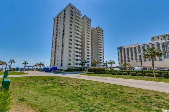 10100 Beach Club Dr. 15C, Myrtle Beach, SC 29572 (MLS #1811116) :: The Hoffman Group