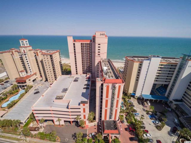 5308 N Ocean Blvd #705, Myrtle Beach, SC 29577 (MLS #1811126) :: Silver Coast Realty