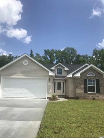 227 Oak Landing Drive, Conway, SC 29527 (MLS #1811169) :: Silver Coast Realty