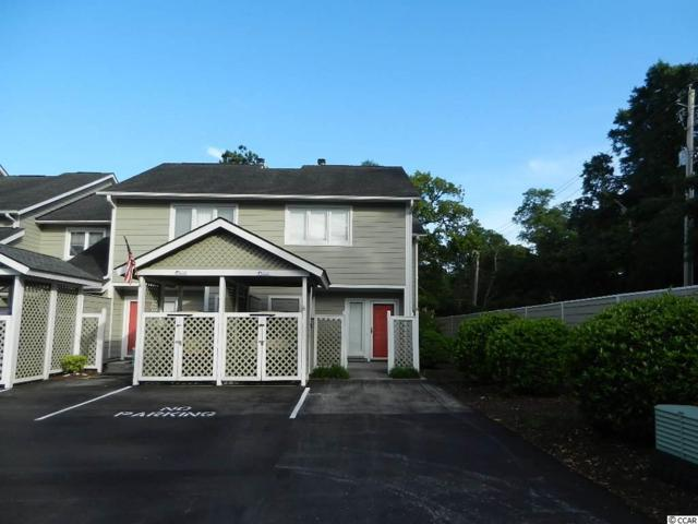 435 Ocean Creek Drive #2725, Myrtle Beach, SC 29572 (MLS #1811207) :: Silver Coast Realty