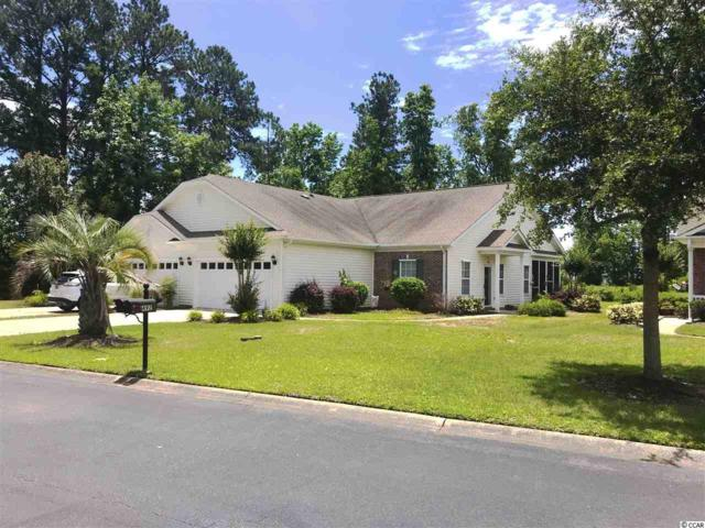 492 Deerfield Links Dr. #492, Myrtle Beach, SC 29575 (MLS #1811215) :: The Greg Sisson Team with RE/MAX First Choice