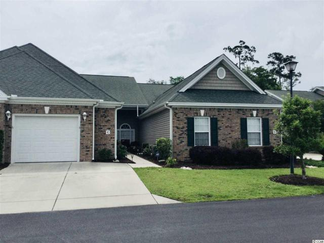 450 Woodpecker Ln 12 C, Murrells Inlet, SC 29576 (MLS #1811217) :: The HOMES and VALOR TEAM
