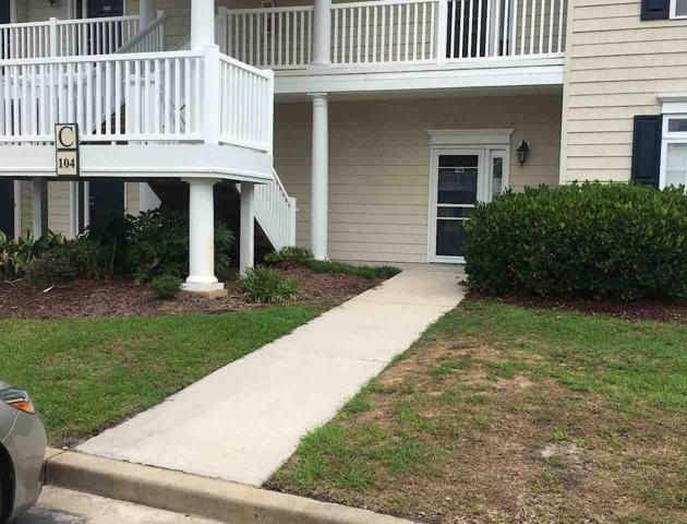 104 Scotchbroom Drive C-104, Little River, SC 29566 (MLS #1811227) :: The HOMES and VALOR TEAM
