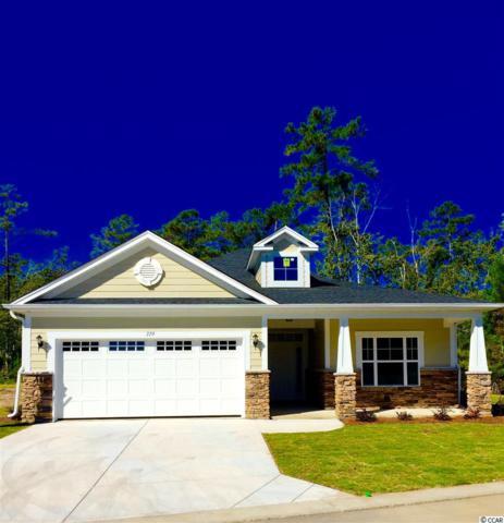 684 Elmwood Circle, Murrells Inlet, SC 29576 (MLS #1811239) :: Myrtle Beach Rental Connections