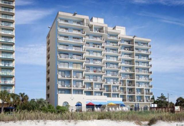 2001 S Ocean Blvd #803, Myrtle Beach, SC 29577 (MLS #1811252) :: The Litchfield Company