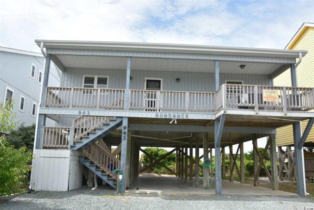943 Ocean Blvd West, Holden Beach, NC 28462 (MLS #1811257) :: The Litchfield Company