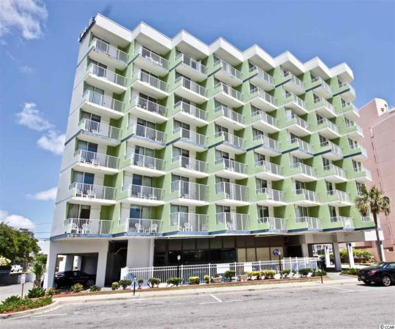 7000 N Ocean Blvd #133, Myrtle Beach, SC 29572 (MLS #1811270) :: The Hoffman Group