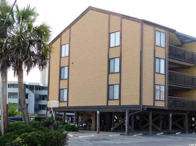 806 N Waccamaw Drive #202, Garden City Beach, SC 29576 (MLS #1811306) :: Myrtle Beach Rental Connections