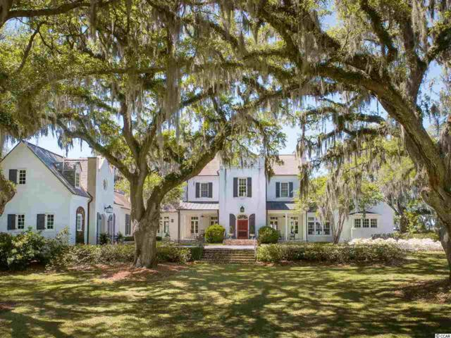 7 Lower Waverly Rd., Pawleys Island, SC 29585 (MLS #1811357) :: The Litchfield Company