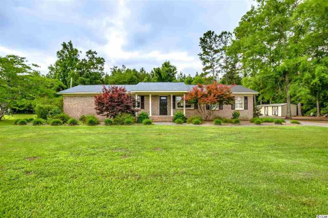 340 Four Mile Rd., Conway, SC 29526 (MLS #1811371) :: The HOMES and VALOR TEAM