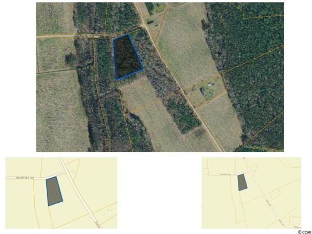 Lot 3 Strickland Rd, Conway, SC 29526 (MLS #1811382) :: The HOMES and VALOR TEAM