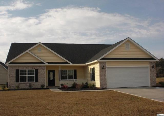 753 Weston Dr., Conway, SC 29526 (MLS #1811384) :: The HOMES and VALOR TEAM