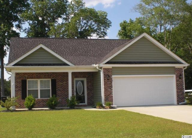 771 Weston Dr., Conway, SC 29526 (MLS #1811387) :: The HOMES and VALOR TEAM