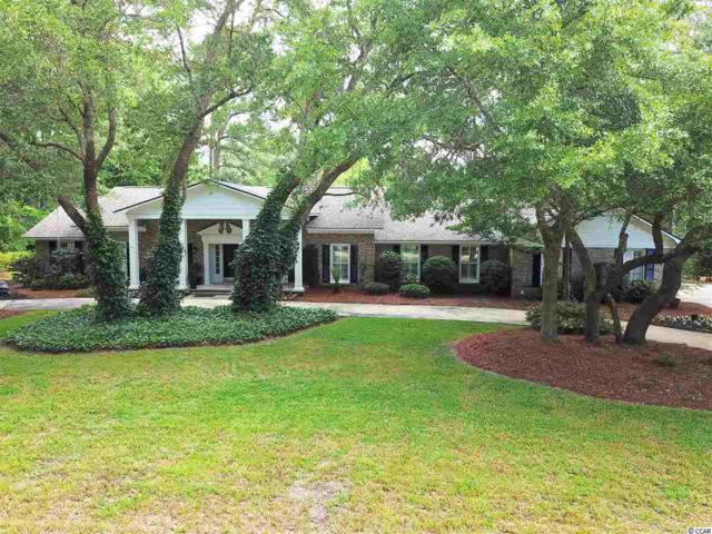 576 Linden Circle, Pawleys Island, SC 29585 (MLS #1811393) :: The HOMES and VALOR TEAM