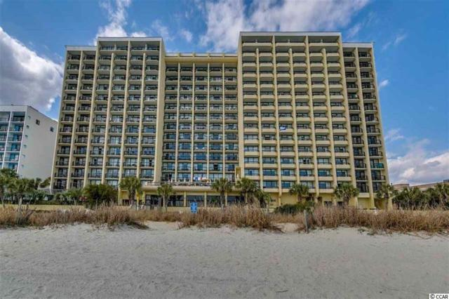 2311 S Ocean Blvd #231, Myrtle Beach, SC 29577 (MLS #1811413) :: The HOMES and VALOR TEAM