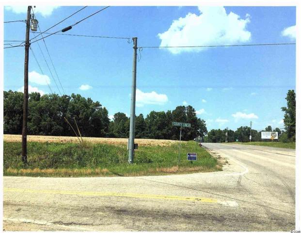 3 ac Corner Of Hwy 51/41 & County Line Rd, Johnsonville, SC 29555 (MLS #1811424) :: The HOMES and VALOR TEAM