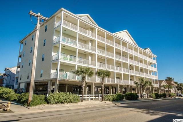 820 S Ocean Boulevard #402, North Myrtle Beach, SC 29582 (MLS #1811481) :: SC Beach Real Estate
