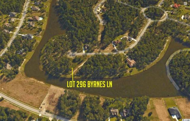 Lot 296 Byrnes Ln, Myrtle Beach, SC 29588 (MLS #1811550) :: Matt Harper Team