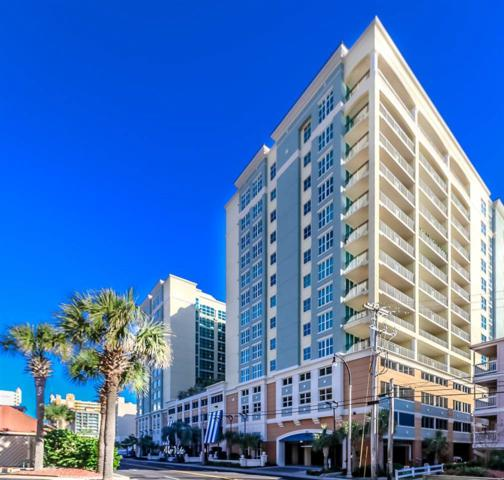 603 S Ocean Blvd. #1106, North Myrtle Beach, SC 29582 (MLS #1811561) :: Garden City Realty, Inc.