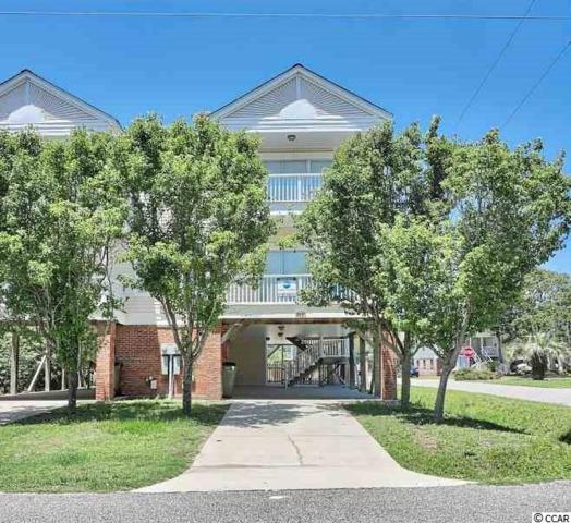 210 B S Yaupon Dr., Surfside Beach, SC 29575 (MLS #1811588) :: The Hoffman Group