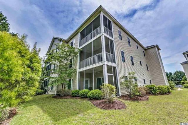 2050 Cross Gate #102, Myrtle Beach, SC 29575 (MLS #1811606) :: The Greg Sisson Team with RE/MAX First Choice