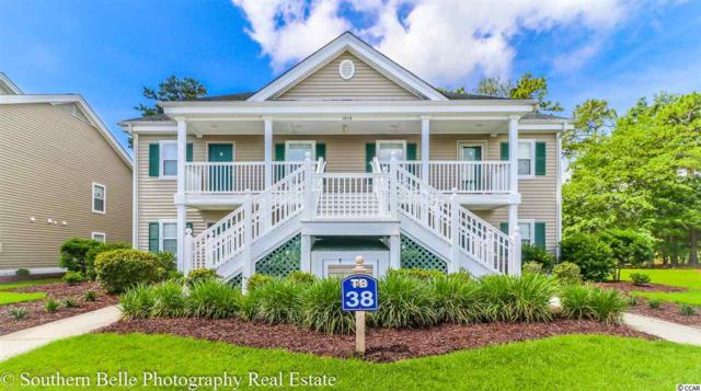 1015 Blue Stem Drive 38A, Pawleys Island, SC 29585 (MLS #1811633) :: James W. Smith Real Estate Co.