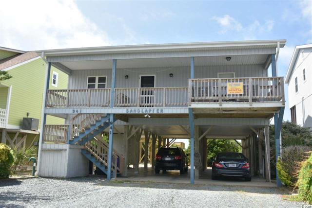 941 Ocean Blvd West, Holden Beach, NC 28462 (MLS #1811634) :: The Litchfield Company