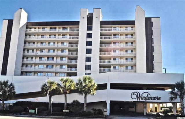 523 S Ocean Blvd. #407, North Myrtle Beach, SC 29582 (MLS #1811664) :: James W. Smith Real Estate Co.