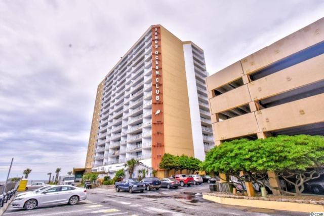 9550 Shore Dr #226, Myrtle Beach, SC 29572 (MLS #1811699) :: James W. Smith Real Estate Co.