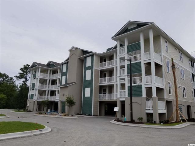 624 Bonaventure Drive #101, Myrtle Beach, SC 29577 (MLS #1811764) :: SC Beach Real Estate