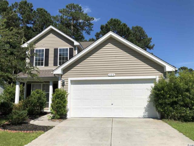 325 Barclay Dr, Myrtle Beach, SC 29579 (MLS #1811870) :: Myrtle Beach Rental Connections