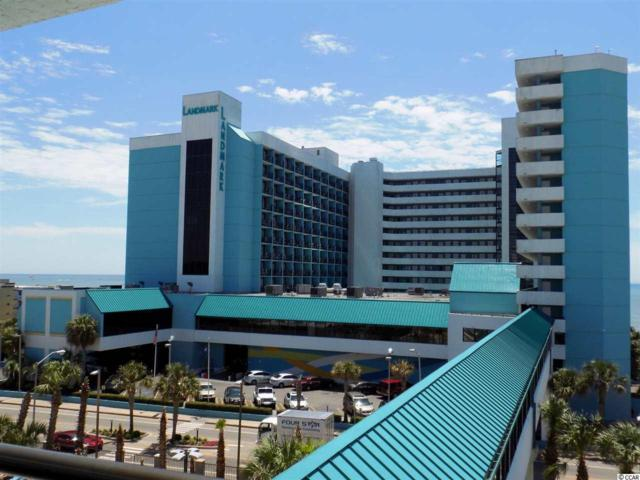 1501 S Ocean Blvd #629 #629, Myrtle Beach, SC 29577 (MLS #1811876) :: Silver Coast Realty
