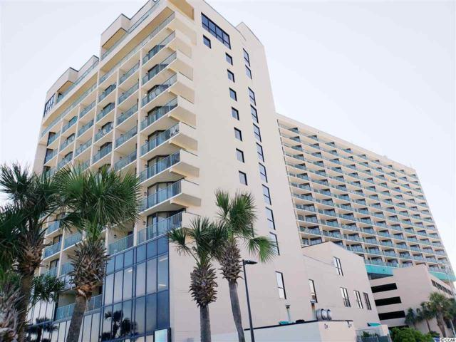 201 74th Ave. N #609, Myrtle Beach, SC 29572 (MLS #1811935) :: James W. Smith Real Estate Co.