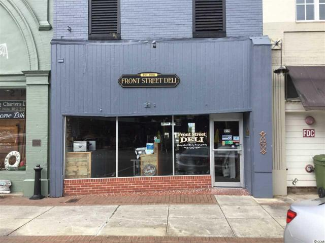 809 Front  St., Georgetown, SC 29440 (MLS #1811943) :: Silver Coast Realty