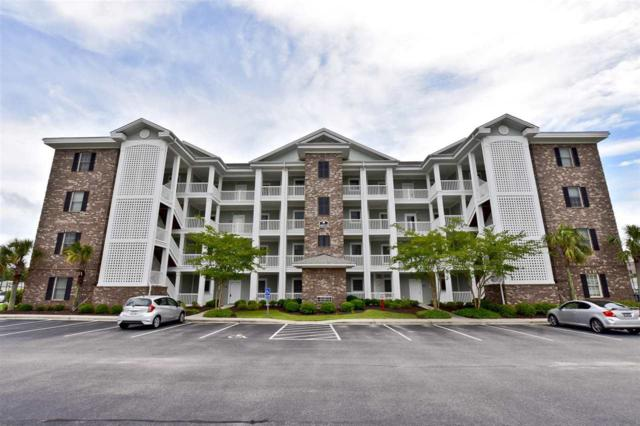 4855 Luster Leaf Circle #105, Myrtle Beach, SC 29577 (MLS #1811996) :: James W. Smith Real Estate Co.
