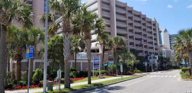 7200 N Ocean Blvd #118, Myrtle Beach, SC 29572 (MLS #1812008) :: The Greg Sisson Team with RE/MAX First Choice