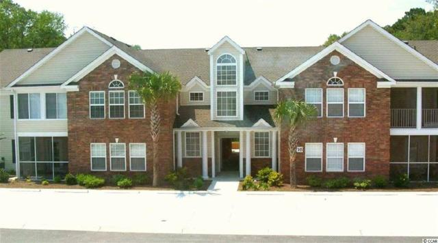 126 Brentwood Dr F, Murrells Inlet, SC 29576 (MLS #1812019) :: The Greg Sisson Team with RE/MAX First Choice