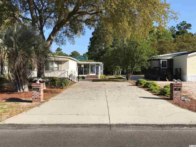 627 Live Oak Drive, Sunset Beach, NC 28468 (MLS #1812030) :: The Litchfield Company