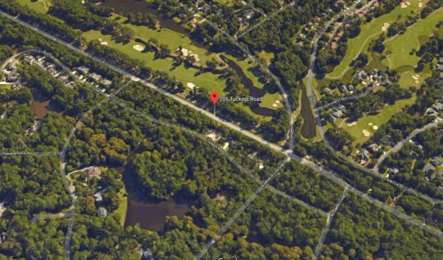 206 Tuckers Rd, Pawleys Island, SC 29585 (MLS #1812073) :: Matt Harper Team
