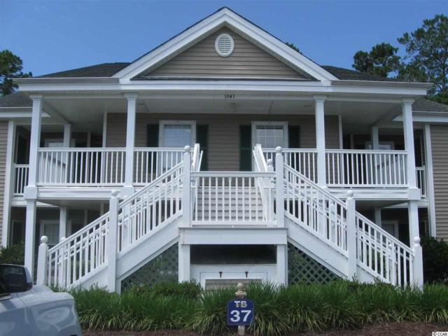 1041 Blue Stem Drive 37-D, Pawleys Island, SC 29585 (MLS #1812109) :: James W. Smith Real Estate Co.