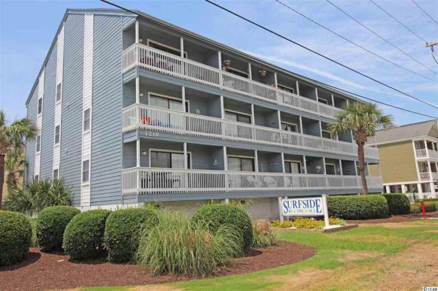 1210 N Ocean Blvd. #204, Surfside Beach, SC 29575 (MLS #1812122) :: Silver Coast Realty