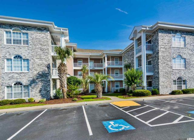 4713 Wild Iris Drive #105, Myrtle Beach, SC 29577 (MLS #1812126) :: The Greg Sisson Team with RE/MAX First Choice