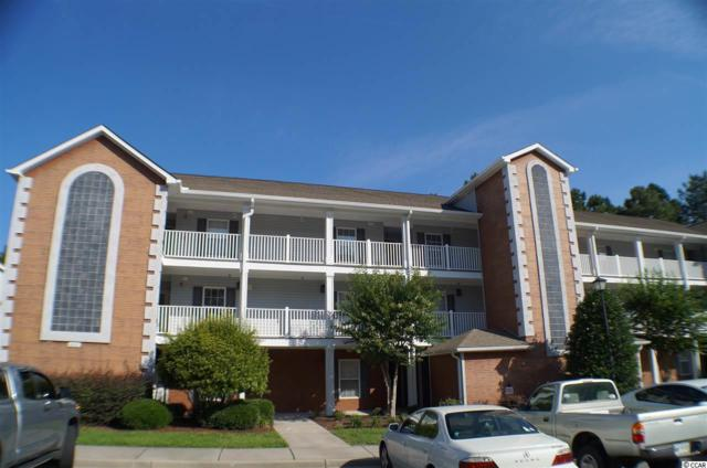 4838 Innisbrook Ct #1201, Myrtle Beach, SC 29579 (MLS #1812131) :: SC Beach Real Estate